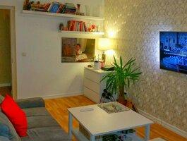 2 комнатная квартира Vilniuje, Karoliniškėse, Loretos Asanav...