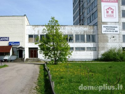 Office / Storage / Alimentation Premises for rent Alytuje, Putinuose, Naujoji g.