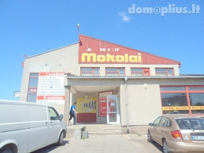 Office / Storage / Alimentation Premises for rent Marijampolės sav., Mokoluose, Mokyklos g.