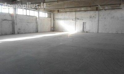 Manufacture and storage Premises for rent Marijampolės sav., Marijampolėje, Statybininkų g.