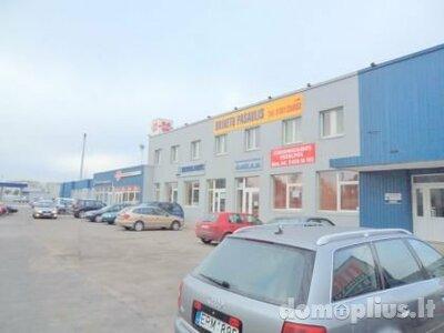 Для бюро помещения в аренду Marijampolės sav., Marijampolėje, Stoties g.