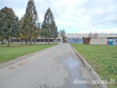Other premises for rent Marijampolės sav., Marijampolėje, Gamyklų g.