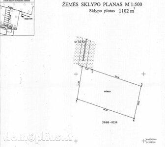Land for sale Mažeikiuose, Plukių g.