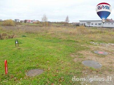 Land for sale Plungės r. sav., Plungėje, S. Riaubos g.