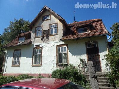 Продаётся часть дома Marijampolės sav., Marijampolėje, Vytauto g.