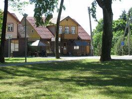 Gyvenamasis namas Vilkaviškio r. sav., Vištytyje, Sodų g.