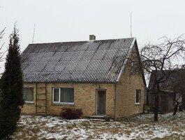 Gyvenamasis namas Panevėžio r. sav., Daniūnuose