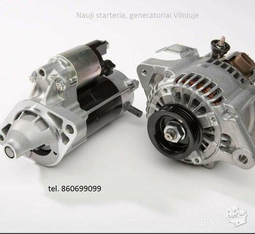 Generatorius Audi Q7