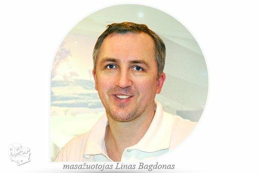Gydomieji masažai, manualine terapija Vilnius