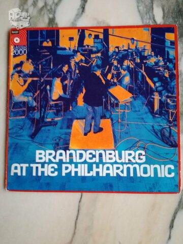 HELMUTH BRANDENBURG BRANDENBURG AT THE PHILHARMONIC