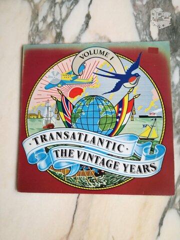 VARIOUS-TRANSATLANTIC-THE VINTAGE YEARS - VOLUME 1