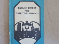 English reader for third - year students