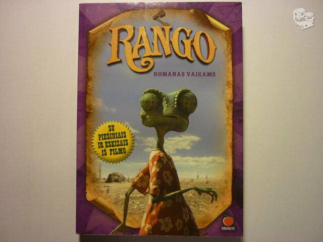 Knyga Rango