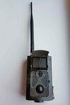 Nauja stebejimo kamera su ilga antena