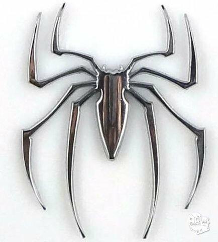 Voras - Spider  Silver/Nikel