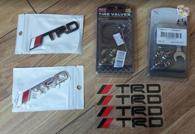Toyota TRD atributika