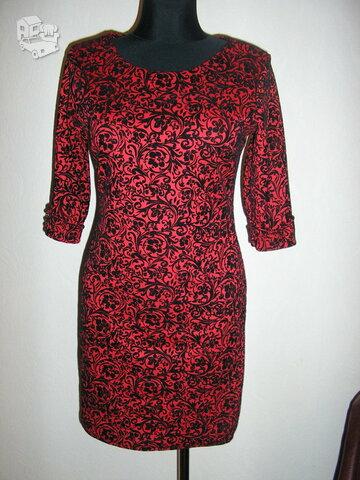 Tobula, nuostabi, įliemenuota suknelė