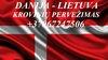Teikiame tarptautinio perkraustymo paslauga LT - DK – LT