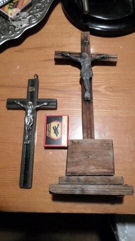 Mediniai kryžiai