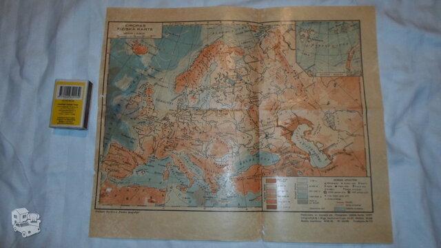 Žemėlapiai 1