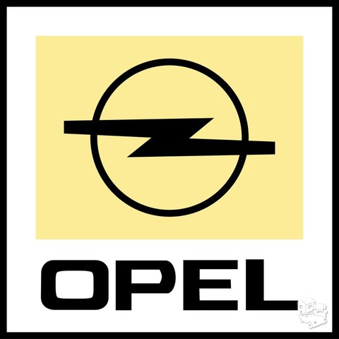 Opel Astra autodalys
