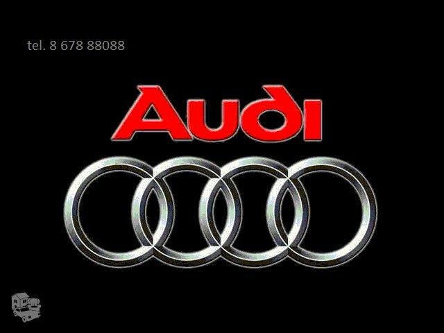 Audi Q5 autodalys