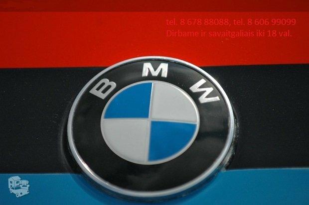 BMW E 36 dalimis