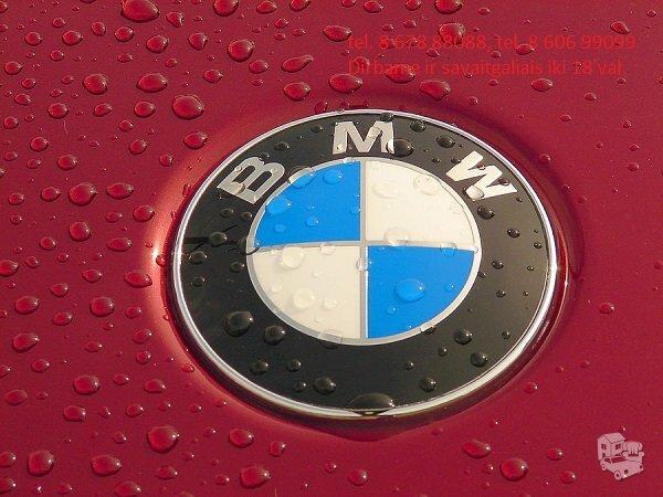 BMW E 91 dalimis