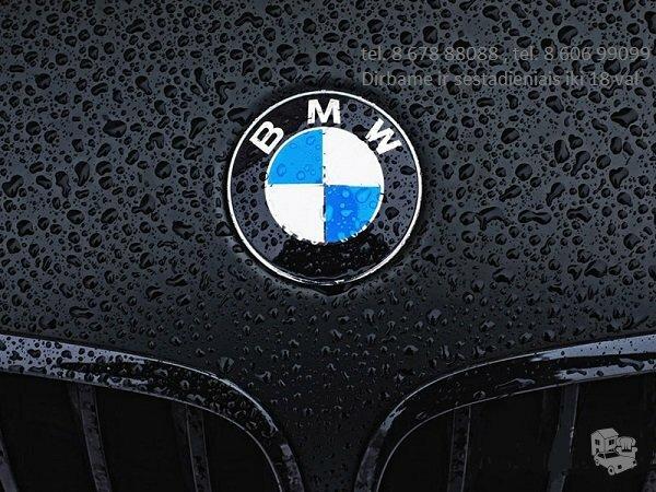 BMW F01 dalimis