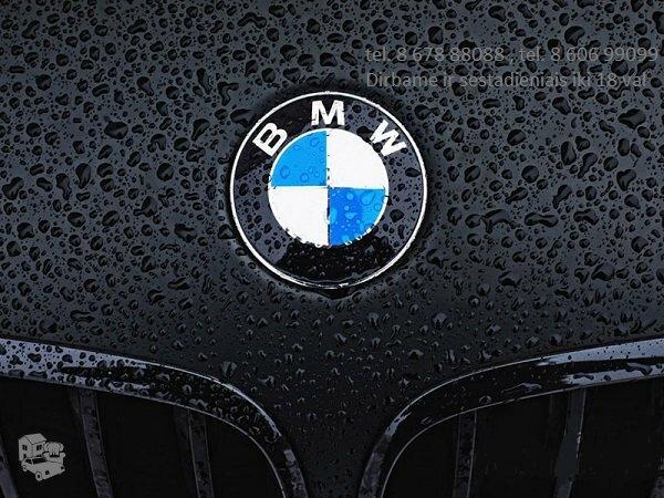 BMW 535 dalimis Vilnius