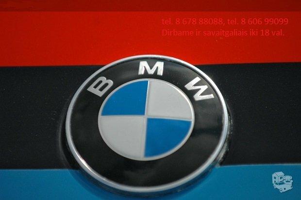 BMW 120 dalimis. Bmw naudotos autodalys pigiau
