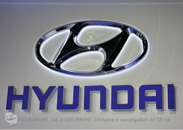 Hyundai originalios dalys