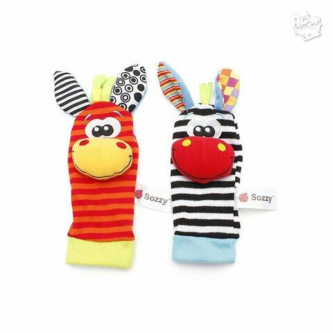 Lavinančios kojinytės kūdikiui Sozzy