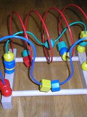 Didelis ergoterapinis žaislas/IKEA