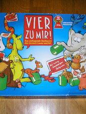 """Šaunus, linksmas žaidimas su gyvūnėliais """"Vier Zu Mir"""""""