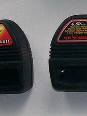 4,8 V ir 6 V akumuliatorių įkrovikliai žaislinėms radijo