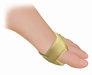 Užmaunama, įvilkta į medžiagą gelinė pagalvėlė pėdai (Fresco F