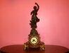 Skulptūra-Laikrodis XIX a. pab.