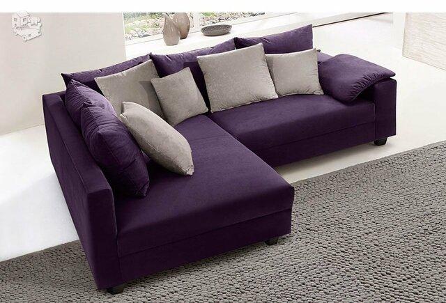 Minkštas kampas  Sky violetinis