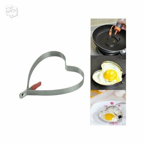 Formelė kiaušiniui kepti su rankenėlė