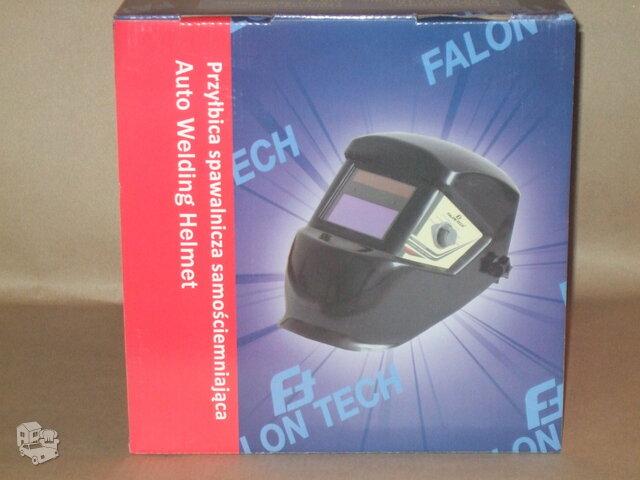 Naujas, patikimas FALON - tech. skydelis