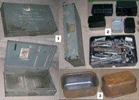 Plastmasinės, metalinės dėžutės, tinka smulkių daiktų sand