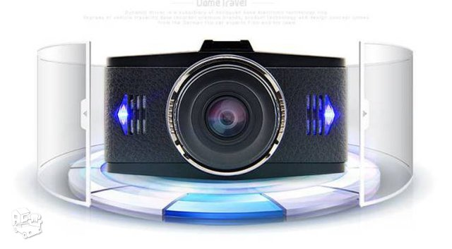 G9WB dviejų kamerų registratorius
