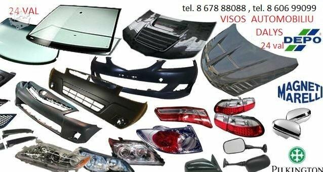Fiat Croma žibintai / kėbulo dalys