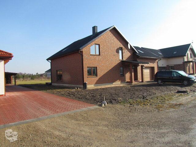 Gyvenamasis namas Šiaulių r. sav., Bubiuose