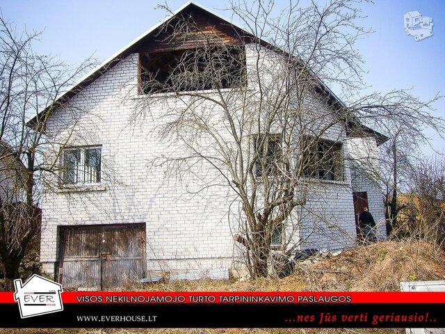 Gyvenamasis namas Kaune, Aleksote, Ulonų g.