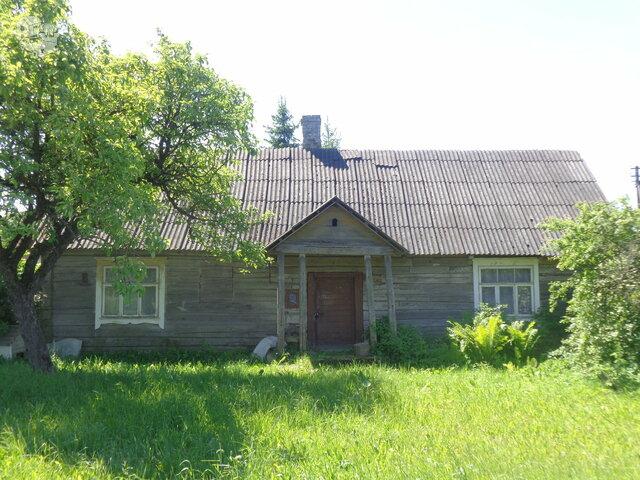Gyvenamasis namas Vilniaus r. sav., Karvyje
