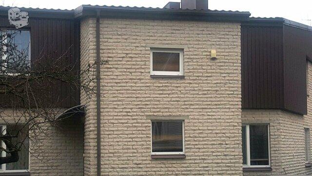 Gyvenamasis namas Vilniuje, Žvėryne, Lenktoji g.