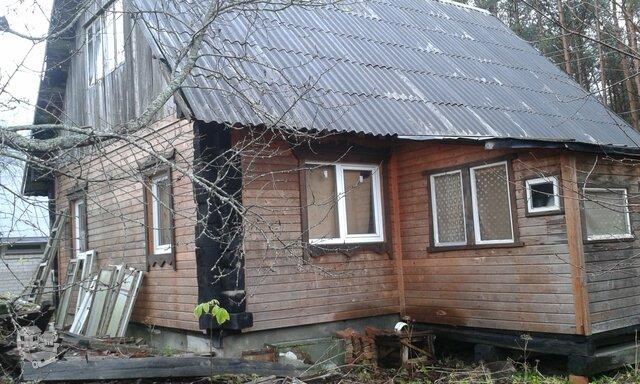 Sodo namas Vilniaus r. sav., Terešiškėse, Galinės Sodų 1-oji g.
