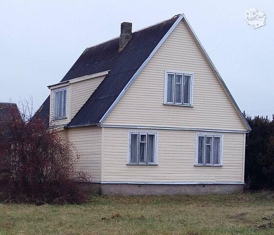 Gyvenamasis namas Kupiškio r. sav., Lukonyse